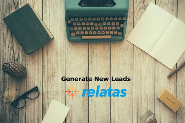 Generate new leads based on your existing relationships